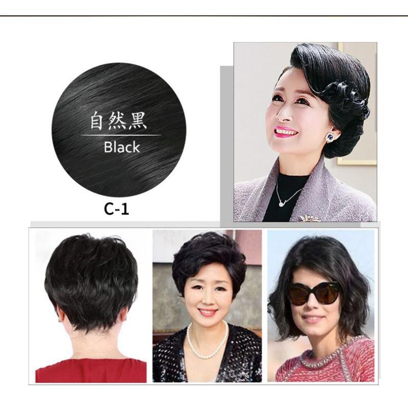 500ml Augeas Herbal 3IN1 Hair Dye Shampoo