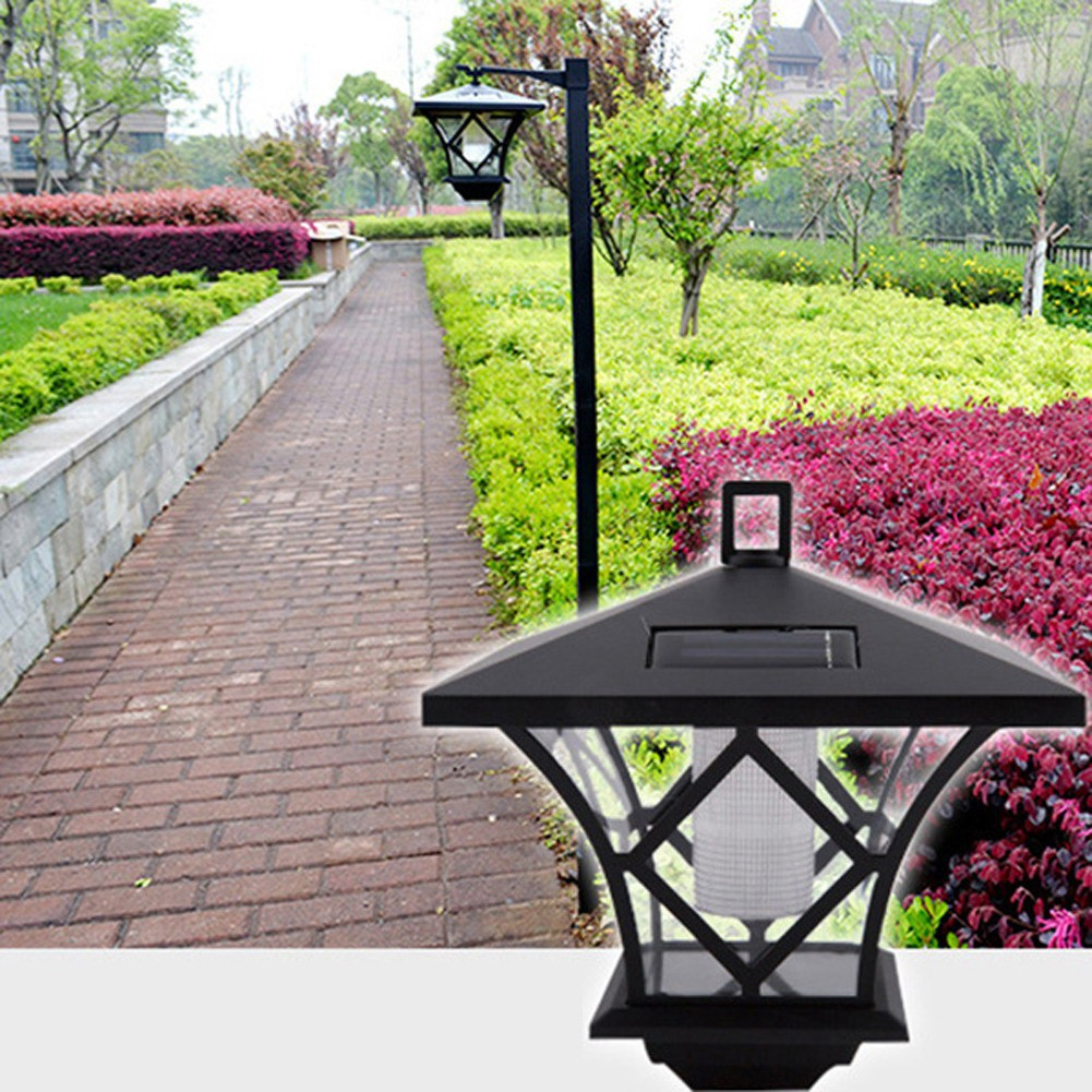 STOCK Solar Power PIR Motion Sensor Wall Light Outdoor Waterproof Garden  Lamp