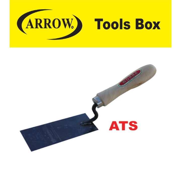 ARROW ATS6 ATS7 BRICKLAYING TROWEL EASY USE SAFETY GOOD QUALITY