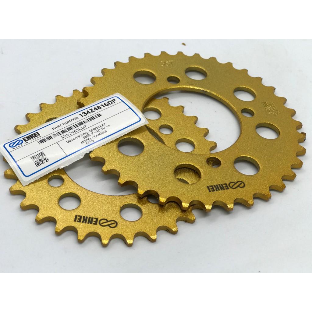 Sprocket Bikers Racing Y15ZR / RS150R / LC135 saiz kecik 415