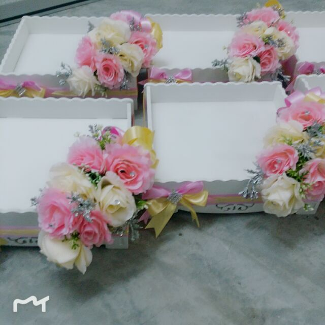 Dulang Hantaran Dijual Wedding Tunang New 2019