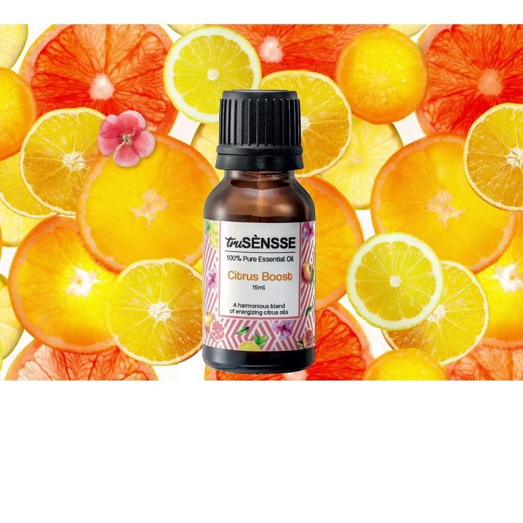 Trusensse 100% Pure Essential Oil - Citrus Boost 15ml