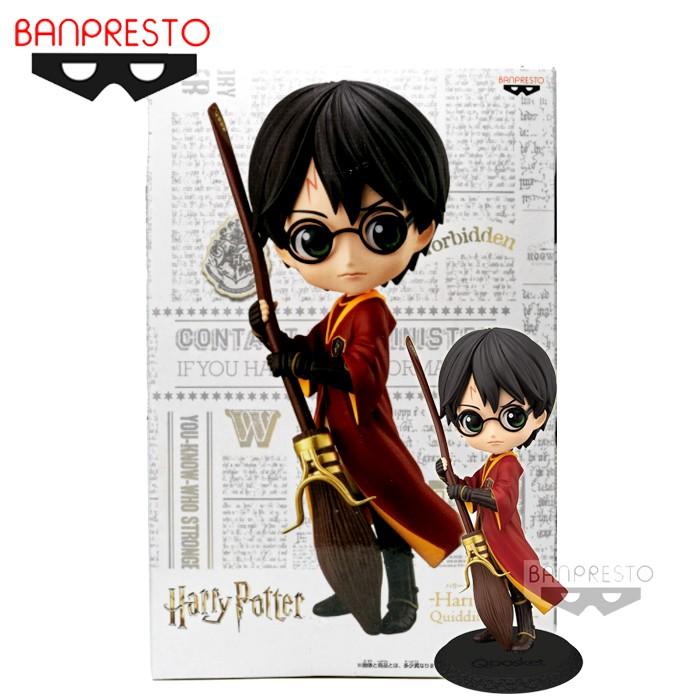 Banpresto Bandai Harry Potter Quidditch Styles Q posket Collectible Figure
