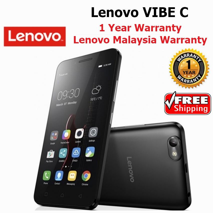 Lenovo A2020a40 Vibe C Black | Shopee Malaysia