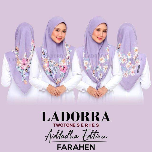 Ladorra Two Tone Series FARAHEN