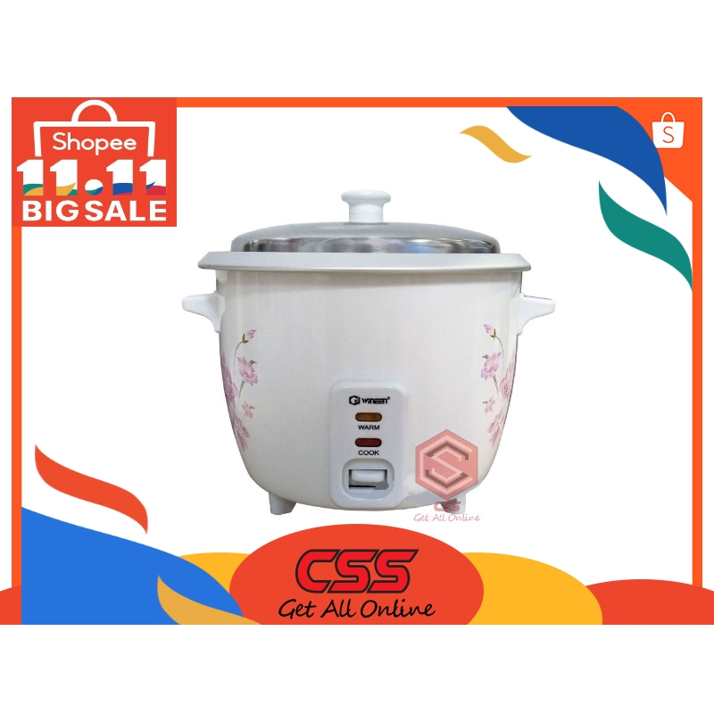 Wineen 1.8L Electric Rice Cooker WRC-BS18