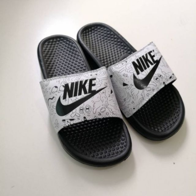 brand new 79e66 e0466 Nike sandal SELIPAR slipper shoe