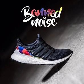 Ready Adidas Ultra boost 3.0 NMD Rainbow black men running Nike sneaker OEM Brand