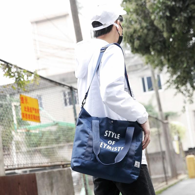 155be224634d Couple Messenger Bag Men and women Shoulder Bag Fashion Simple Joker Bag  Female