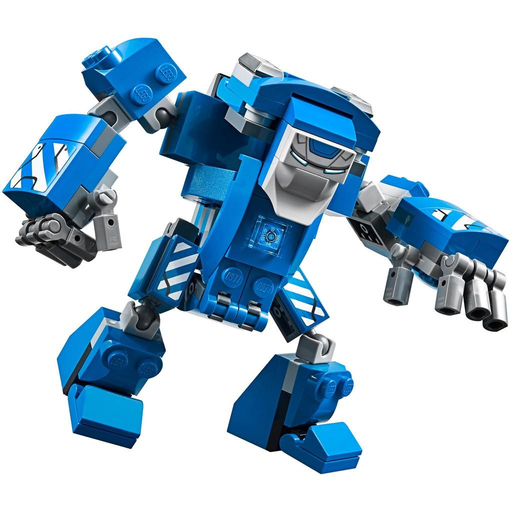 Iron Man MK 38 Igor Minifigure Lego Super Heroes 76125 Avengers End Game