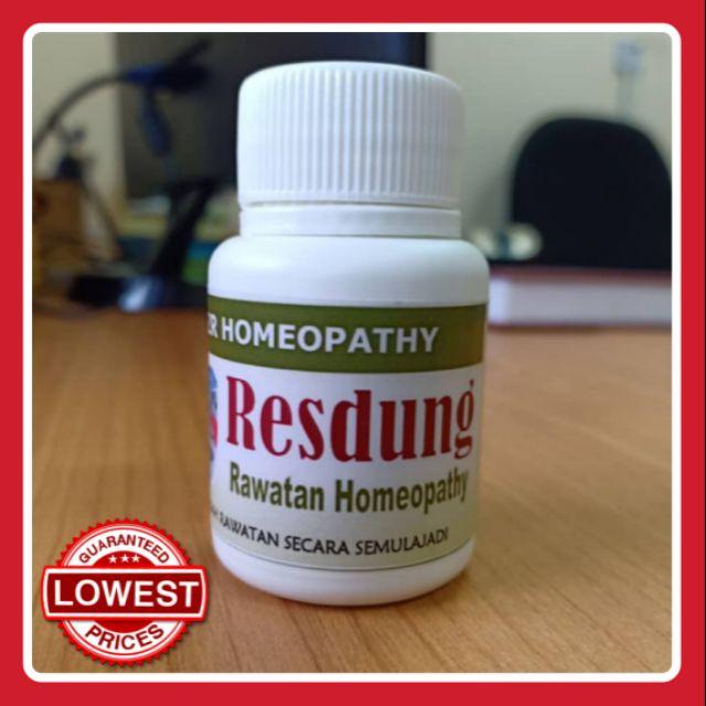 🔥HOT ITEM🔥Penawar Resdung Homeopathy