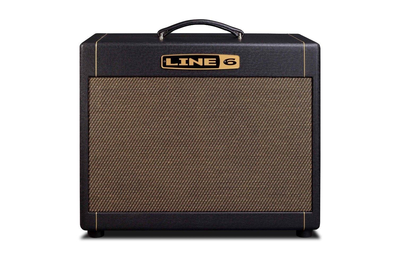 """LINE 6 DT-25 CABINET Guitar Cabinet With Front-Ported Closed-Back Cab, 12"""" Celestion Speaker (DT25)"""