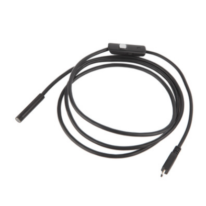 Waterproof 7mm USB industrial endoscope USB endoscope.