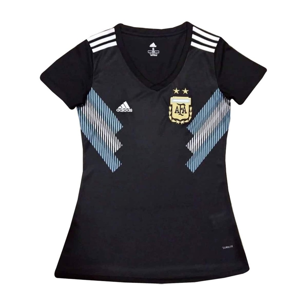 Argentina Women Away World Cup 2018 CLIMALITE Fans Jersey