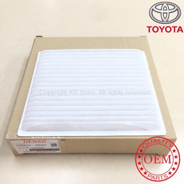 Toyota Altis/Wish 2003 Cabin Air Filter
