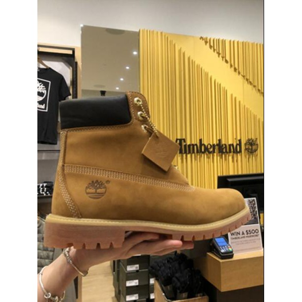 b5faa79515b Timberland Boots 100% Same Picture Snow Boots Men Walking Boots