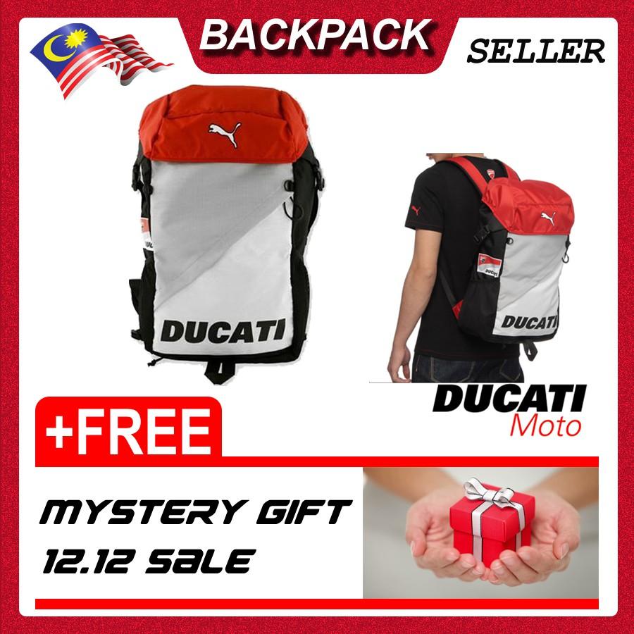 21fe9cfd3ca8  READYSTOCK Puma ducati backpack