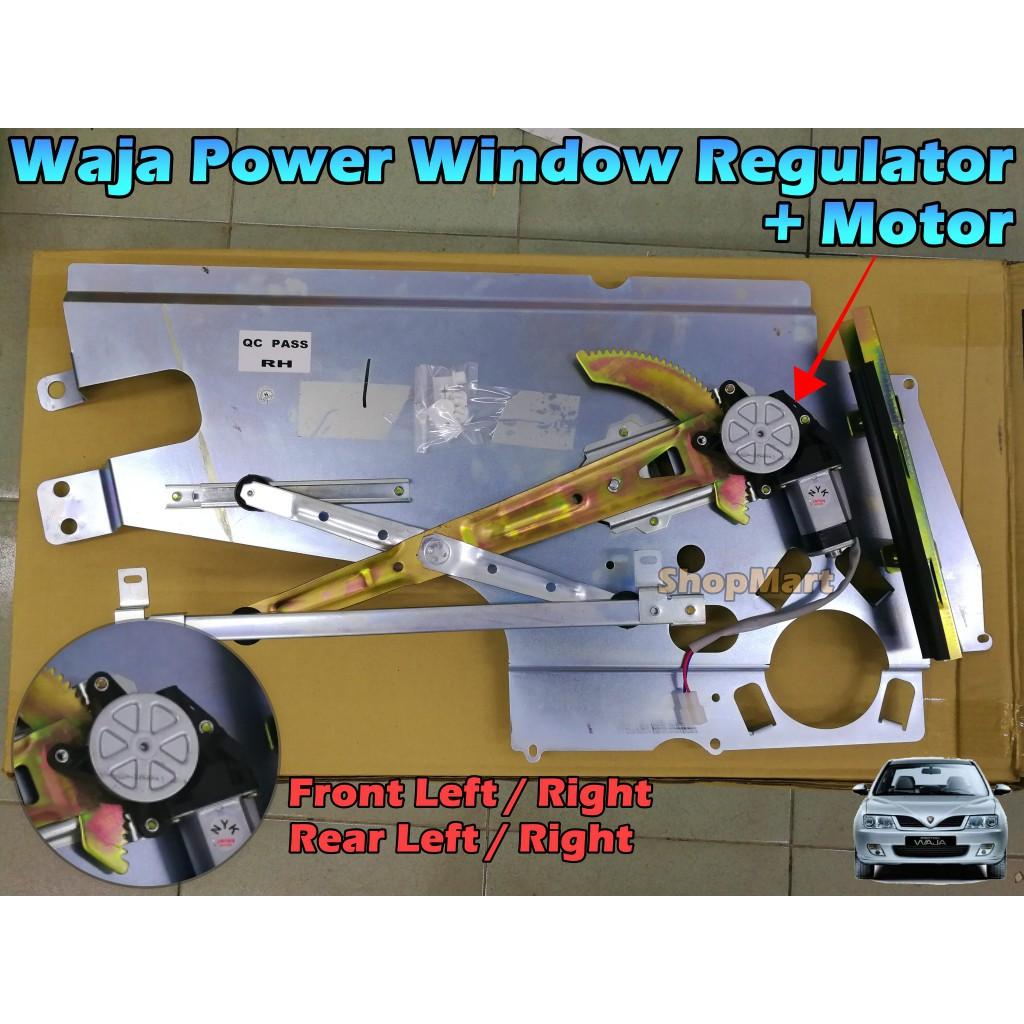 Proton Waja Door Gear Power Window Iron Shopee Malaysia Wiring Fog Lamp Saga Flx