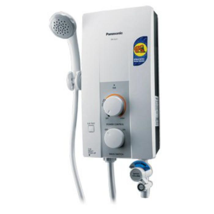 Panasonic ORIGINAL Standard Series Home Shower DH-3RL3 (Non pump water heater)