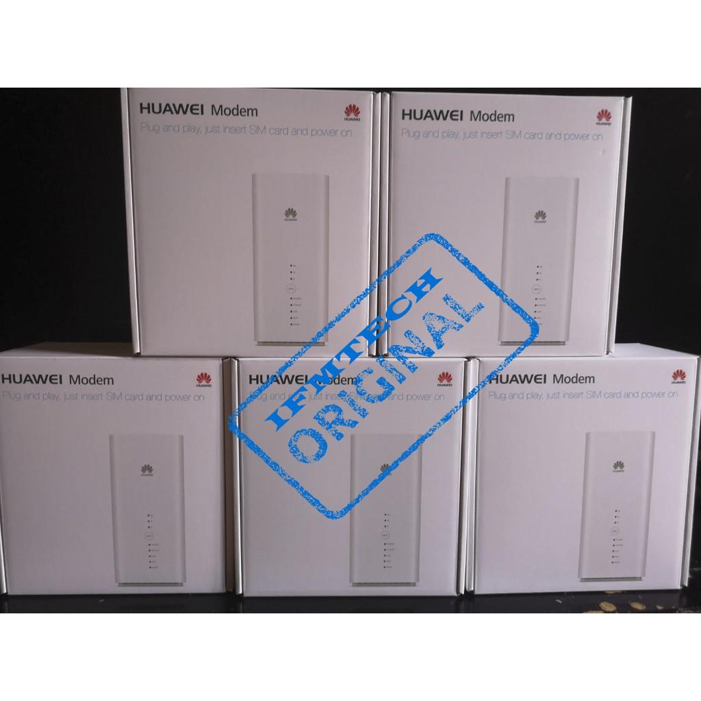 Huawei B618 22d Unlocked+Modded