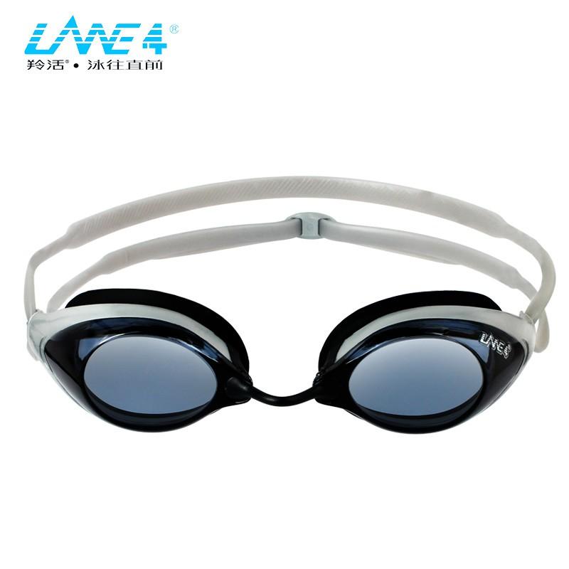 18645beffa7 LANE4 Training   Performance Swim Goggle - Hydrodynamic Design Anti-fog UV  A345