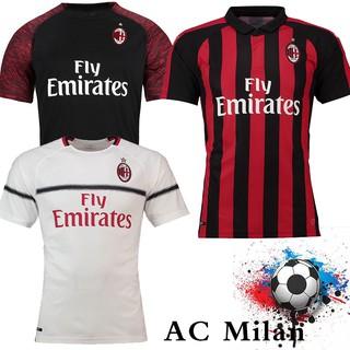 newest] 2018/19 AC Milan home away kit football jersey soccer jersey