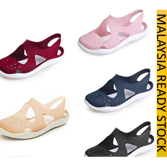 READY STOCK] PINC0 SANDAL KASUT WANITA PVC LEMBUT/ PINCO FLAT SLIP ON SANDALS