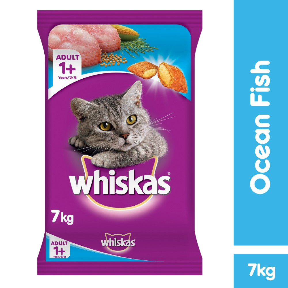 Whiskas Kitten Food Can