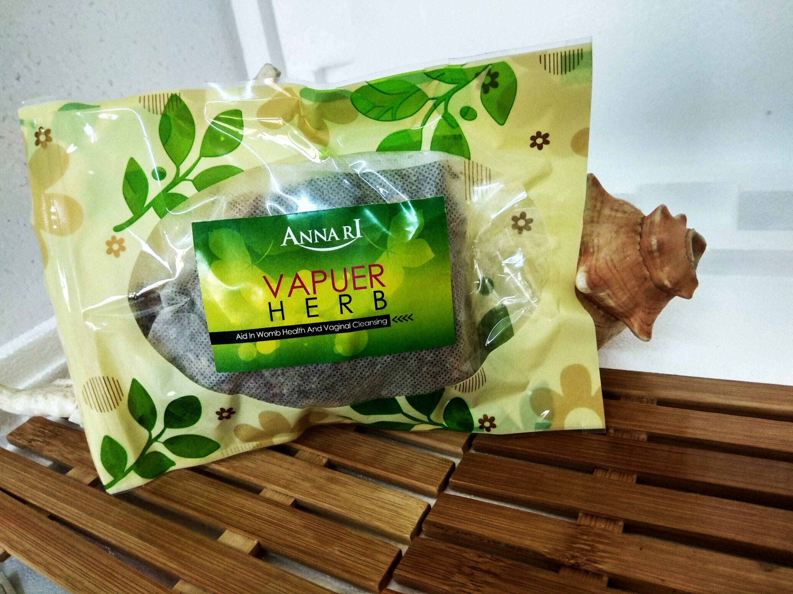 Herba Tangas untuk wanita [Annari Vapuer Herb]