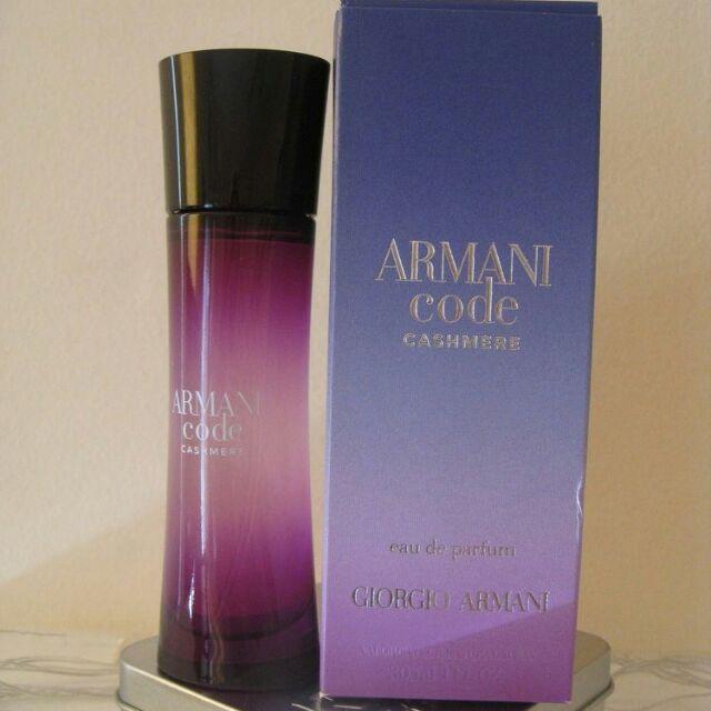 uudet tyylit Kuponkikoodi Tarjouskoodi Armani Code Cashmere Giorgio Armani