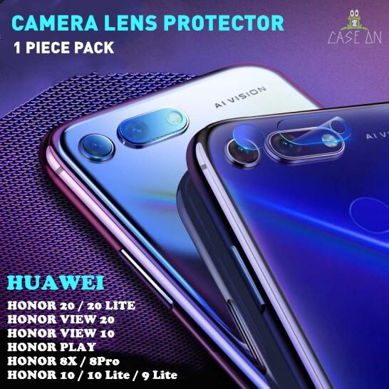 Huawei Honor 20 / 20 Lite / View 20/ Honor 10 Lite/Honor 8x/10/9 Lite/8  Pro/View 10/Honor Play Camera Lens Protector