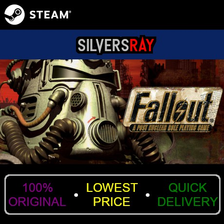 Fallout: A Post Nuclear Role Playing Game (PC-Steam)