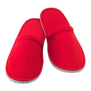 f8e23ba86e8 IKEA NJUTA Slippers GREY   RED   BLACK
