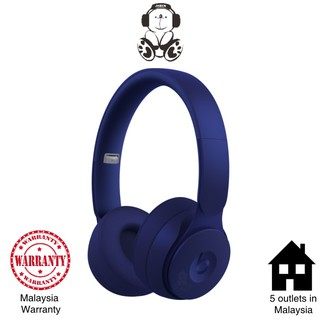 Beats Solo Pro More Matte Collection Designer Stylish Anc Intelligent Wireless On Ear Headphones Red Jaben Shopee Malaysia