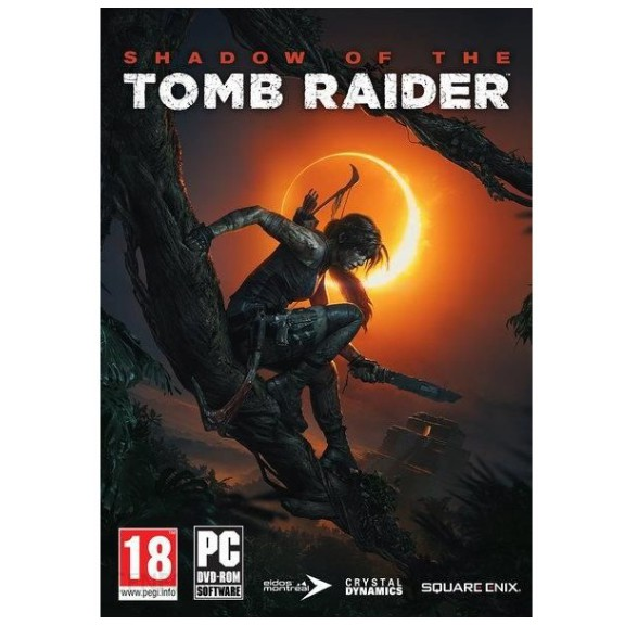 SHADOW OF THE TOMB RAIDER [PC DIGITAL DOWNLOAD]