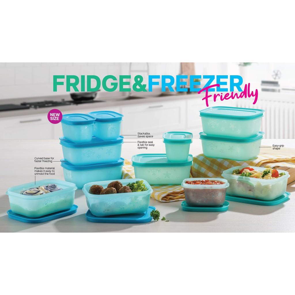 Tupperware Chill Freeze Small Set