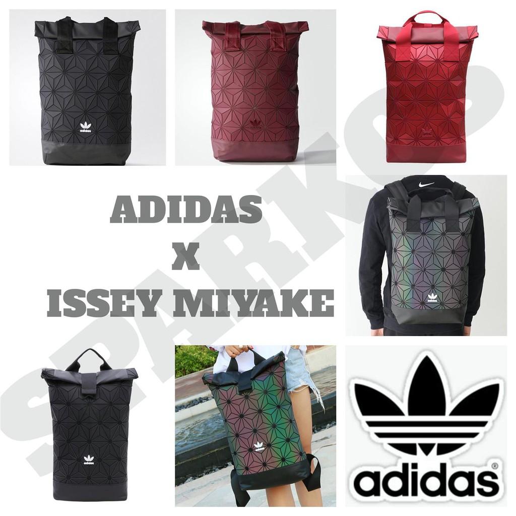 6755739bf7 Adidas Originals Hard Geometric Drawstring Backpack- Fenix Toulouse ...