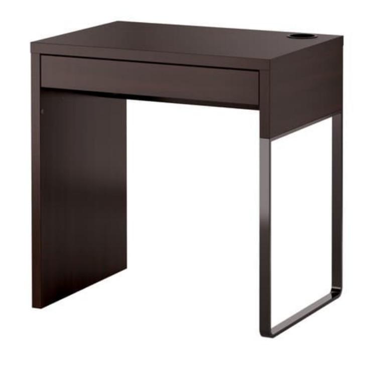 IKEA MICKE Desk, 73x50 cm | Shopee Malaysia