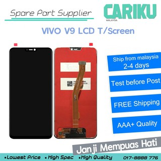CellCare Vivo V9 Y85 LCD Touch Screen Digitizer Replacement Part
