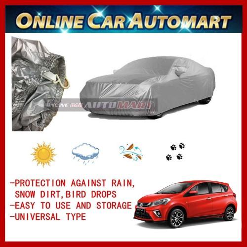 New Perodua Myvi 2018/2019 Yama High Quality Durable Car Covers Sunproof
