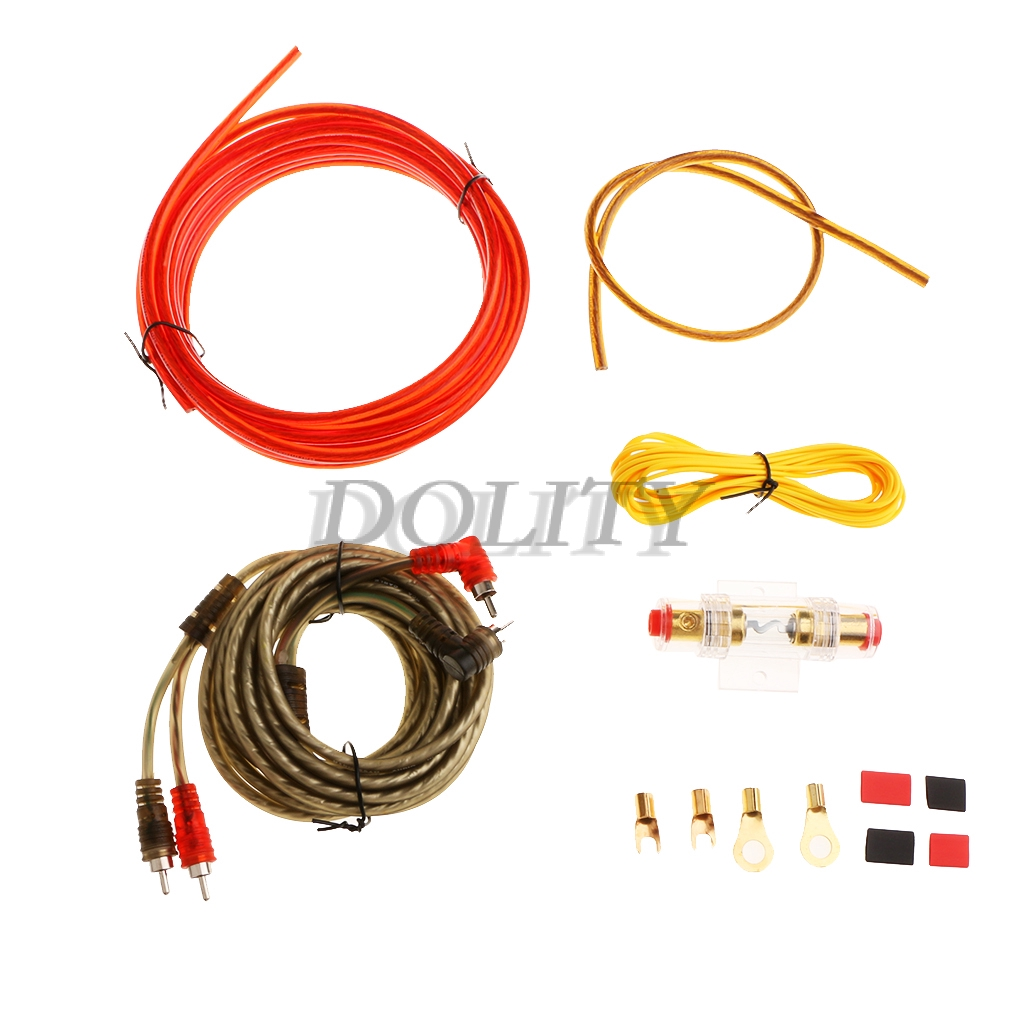 High Quality Car Audio Subwoofer Amplifier AMP RCA Wiring Kit HT-368 on cd player wiring kit, cable wiring kit, car wiring kit, subwoofer connectors, speaker wiring kit, subwoofer grill, tv wiring kit, subwoofer capacitor, subwoofer plug, sub wiring kit, subwoofer enclosures, daytime running lights wiring kit, subwoofer speakers, subwoofer box, stereo wiring kit, audio wiring kit, subwoofer amplifier, subwoofer cover, amplifier wiring kit, subwoofer fuse,