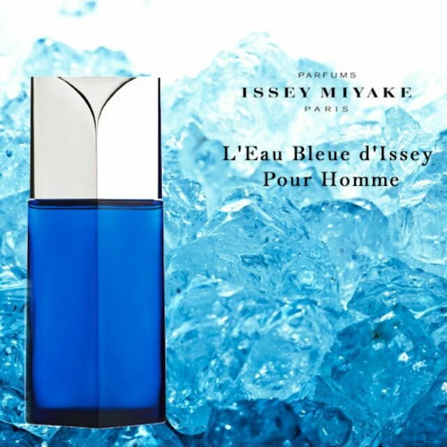 💯Original* 75ml L'eau Bleue D'issey Pour Homme Cologne By ISSEY MIYAKE FOR  MEN   Shopee Malaysia