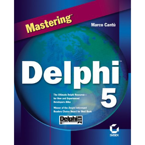Mastering Delphi 5 by Marco Cantu