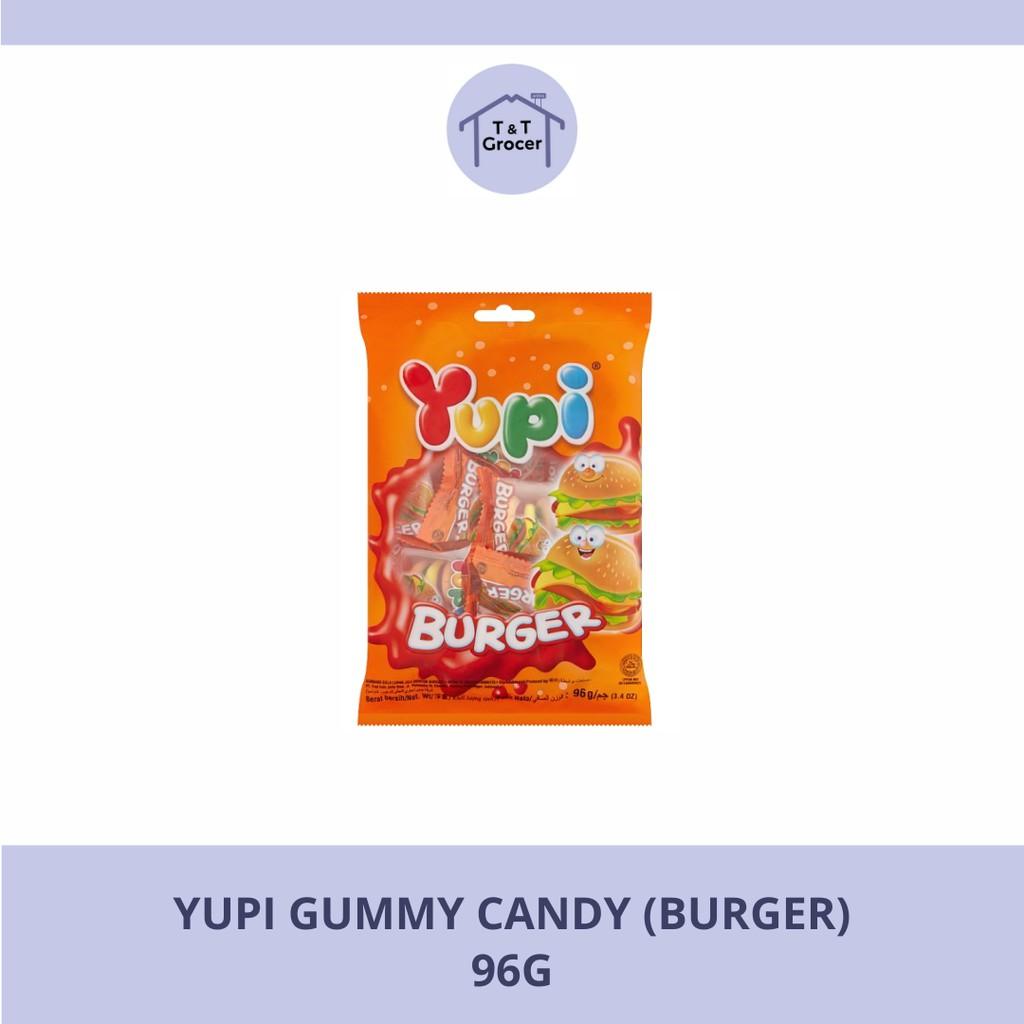 Yupi Gummy Candy (96g)