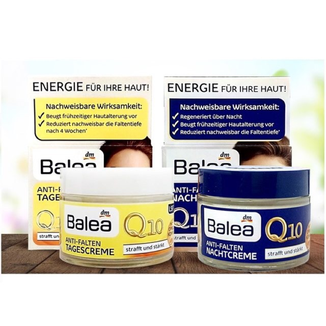 Balea Q10 Day & Night Cream