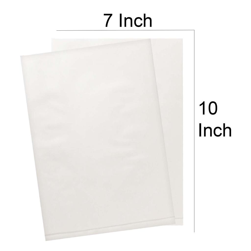 "Hawker Plastic Bag 7"" x 10"" (1kg)"