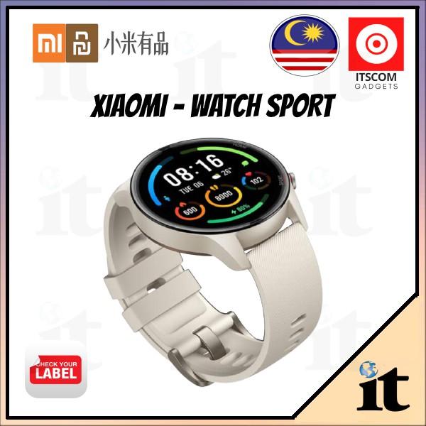 Xiaomi Mi Watch Sport Edition (1 Year Mi Malaysia Warranty) READY STOCK