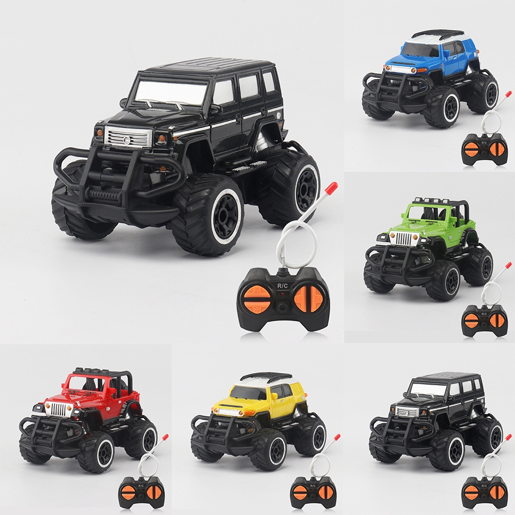 e8f5a10db 1 20 2.4G Remote Control Off-Road RACING Monster Truck High Speed RC Car  New