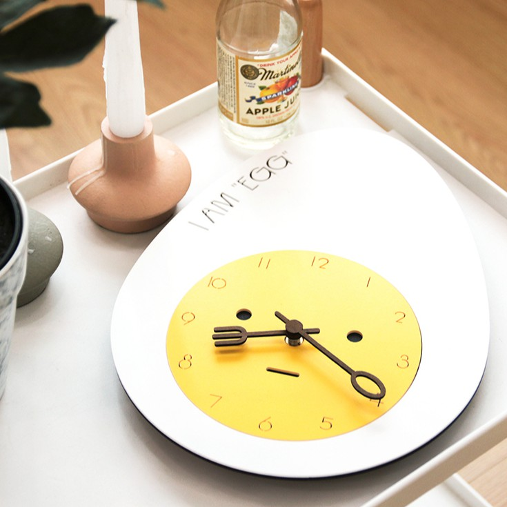 Fun and Special Wall Clock Design