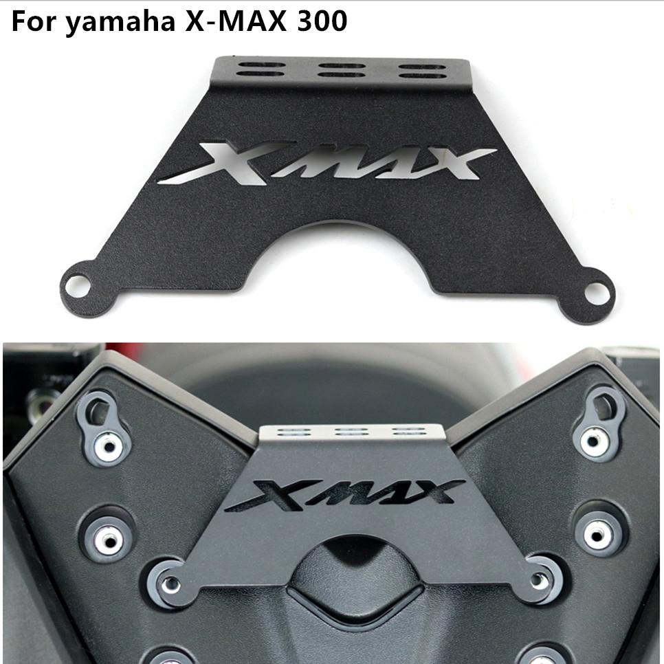 Motorcycle Phone Stand Holder GPS navigaton Plate Bracket  Yamaha XMax 250  300
